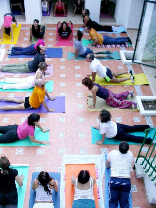 jabalcuz, yoga teacher training course