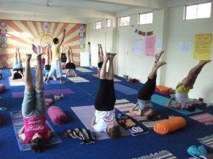 Formaciones de profesores de yoga en Andalucía