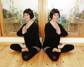 Yoga in Jaen with Rosa Armenteros