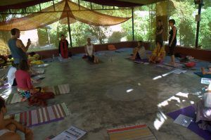 Ashtanga Class