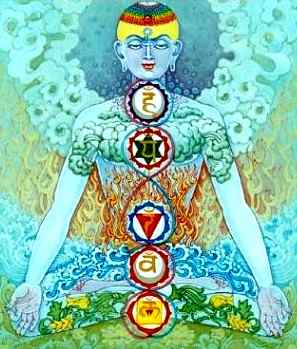 Chakras of the body