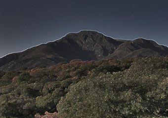 Cerro Uritorco, Argentina