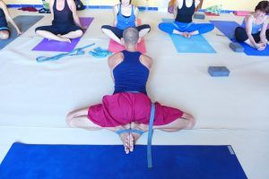Clases de yoga Asociación Merkhaba