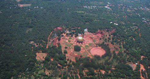 Auroville 2013