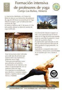 formación de profesores de yoga, curso de profesores de yoga, curso de instructor de yoga