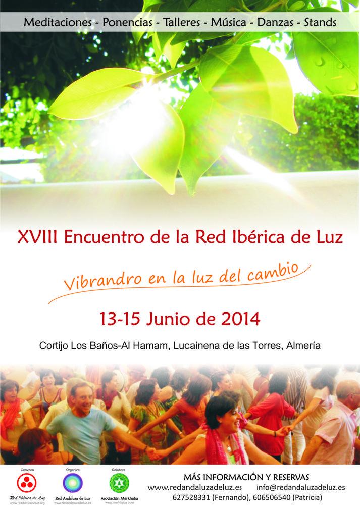 XVIII Encuentro Red Ibérica de Luz