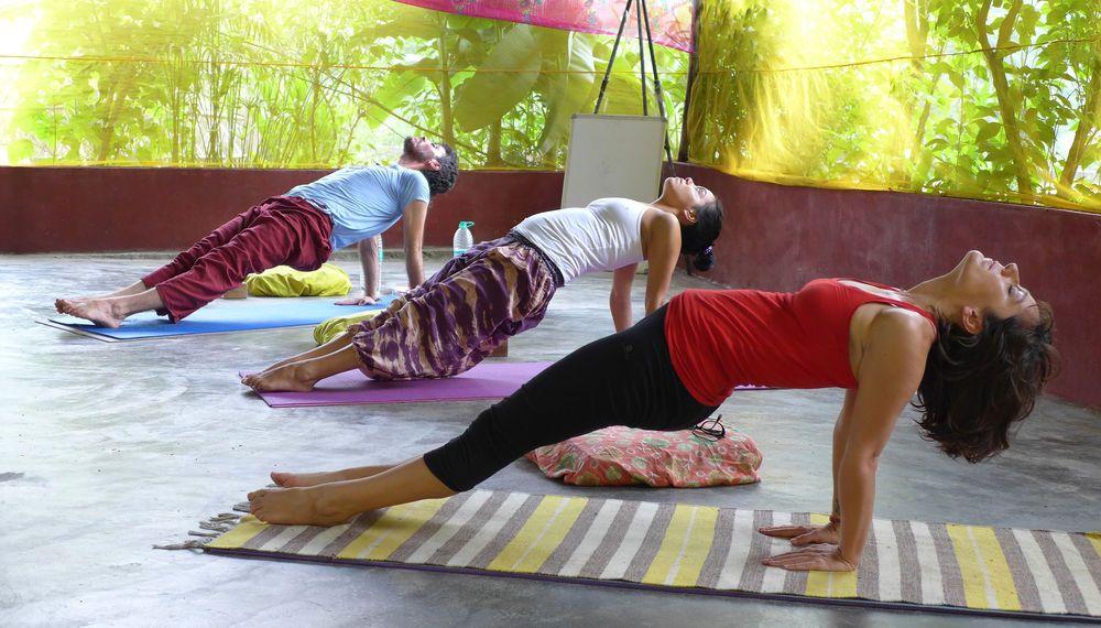 Formación de profesores de yoga en español