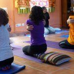 Yoga en el Cantalar, Sierra de Cazorla