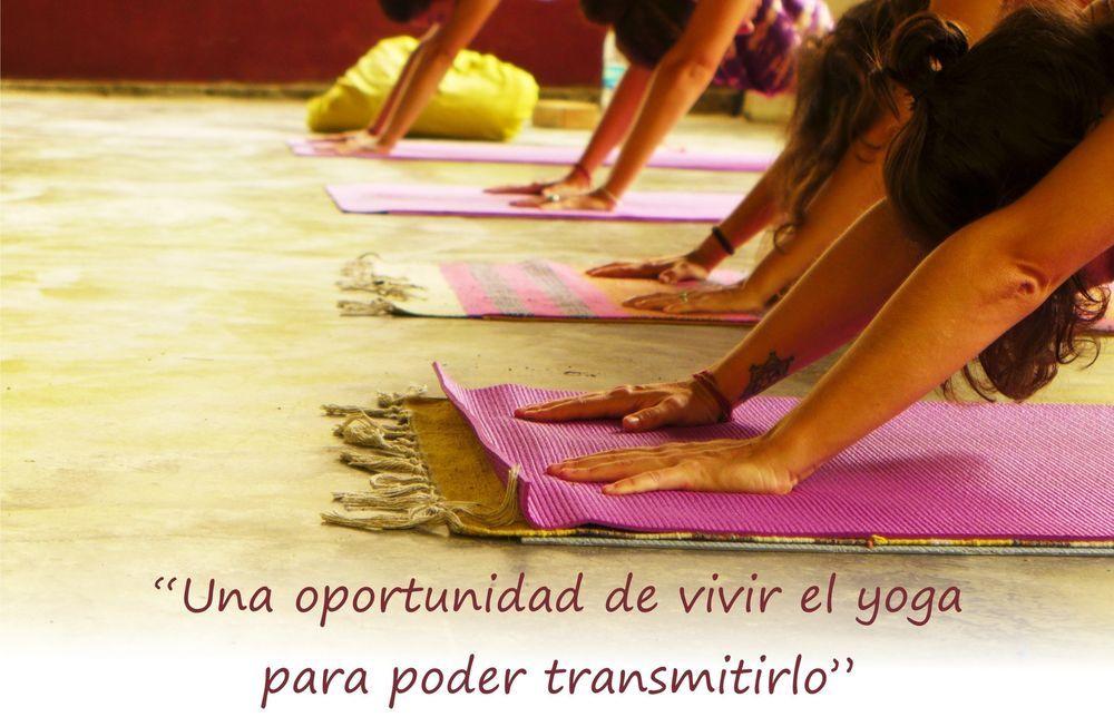 yoga almeria