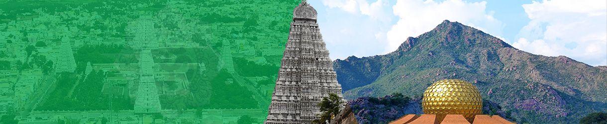 Viaje a india 2016, Tiruvannamalai, Auroville, Arunachala, Viaje al sur de India