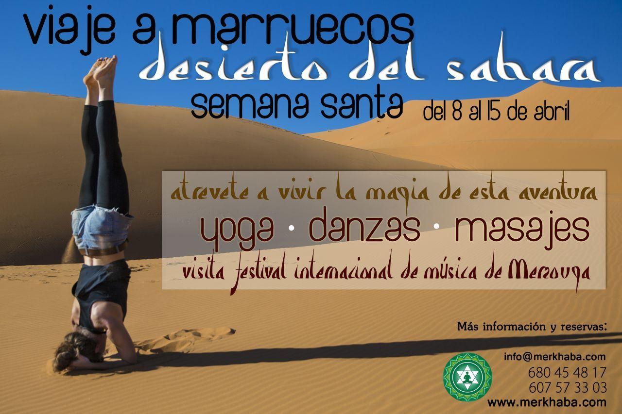 Viaje a Marruecos Abril 2017 con la Asociación Merkhaba