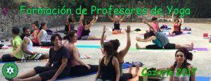 Formación intensiva de Profesores de yoga 2017