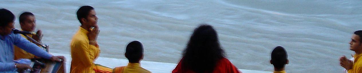 Viaje al Norte de India. El Ganges.