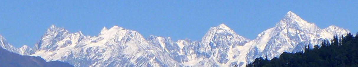 Viaje al norte de India 2018. Himalayas.