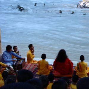 Viaje al norte de India 2018. Rishikesh.