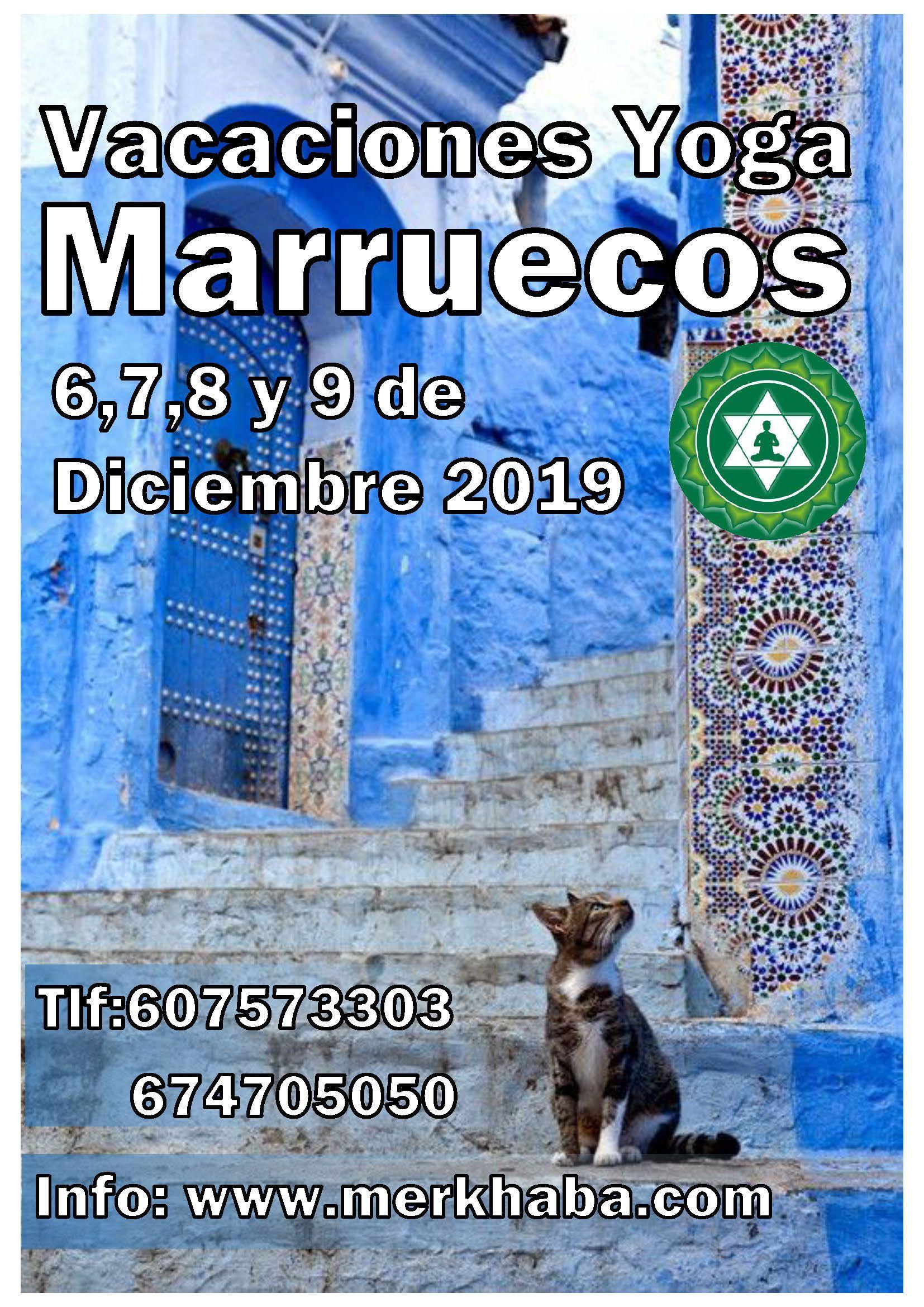 cartel marruecos dic 2019