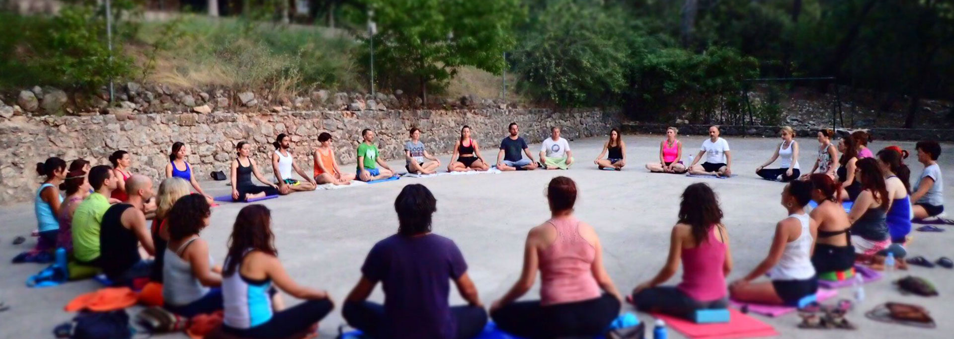 formacion intensiva profesores yoga jaen